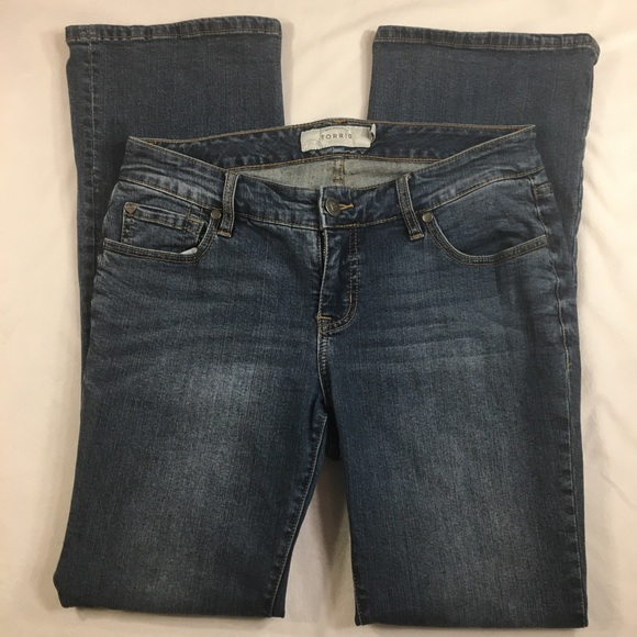 Torrid Relaxed Bootcut Medium Wash Jeans Size 10